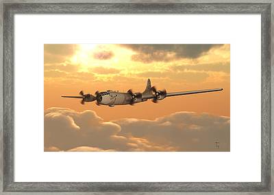Almost Home Framed Print by Steven Palmer