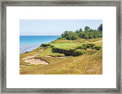 Almost Home - Straits No. 17 Framed Print