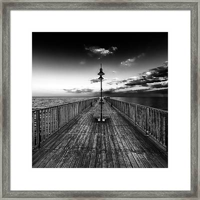 Almost Infinity Framed Print