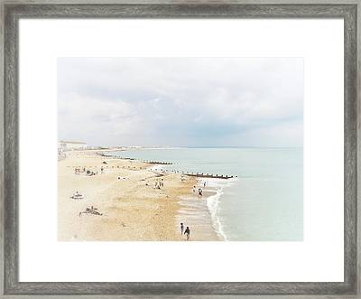 Almost There  Framed Print by Connie Handscomb