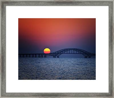 Almost There Framed Print by Vicki Jauron
