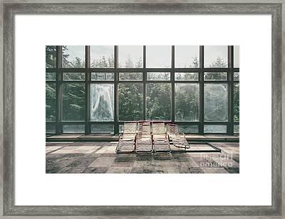 Aloha From Hell Framed Print
