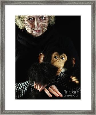 Alone  Framed Print by Steven Digman