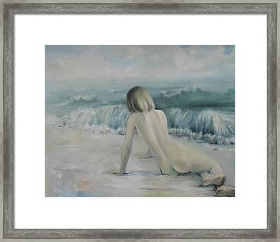 Alone Framed Print by Tigran Ghulyan