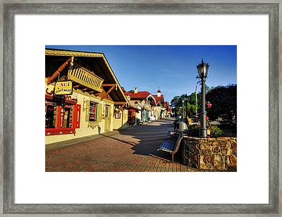 Alpine Helen Georgia Framed Print