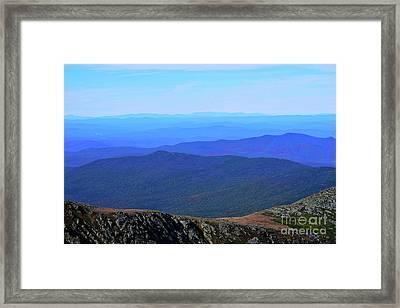 Alpine Tundra Framed Print