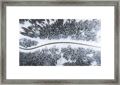 Alps Vibes Framed Print