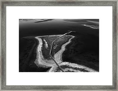 Alqueva Framed Print by Edgar Laureano