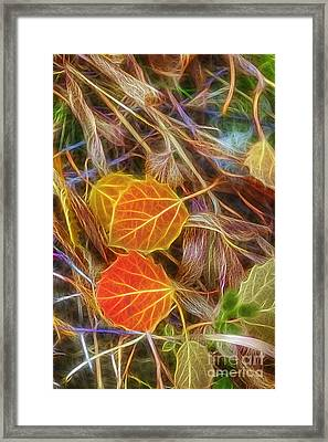 Already Fallen Framed Print