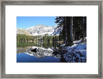 Alta Lakes Framed Print by Eric Glaser