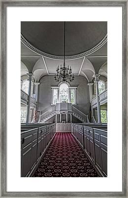 Altar Call Framed Print by Stephen Stookey