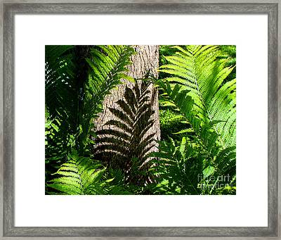 Alter Ego Framed Print