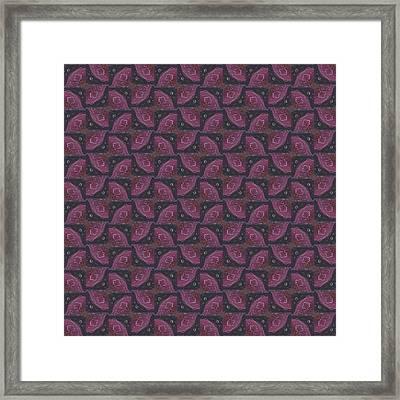 Altered States 2 - T J O D 27 Compilation Tile Framed Print by Helena Tiainen