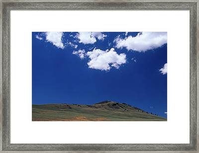 Altitude Framed Print by Soli Deo Gloria Wilderness And Wildlife Photography