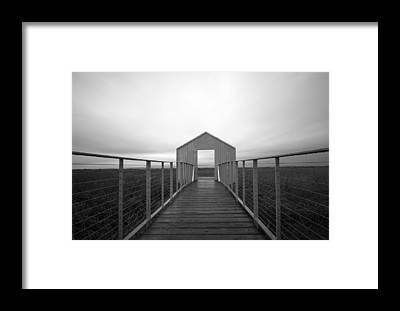 Alviso Framed Prints