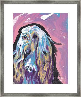 Always Elegant  Framed Print by Lea S