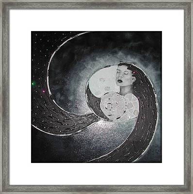 Always In Love Framed Print by Rebecca Tacosa Gray