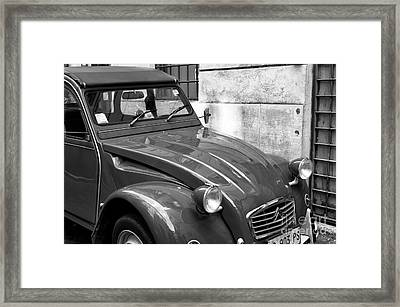Always In Style 2015 Framed Print by John Rizzuto