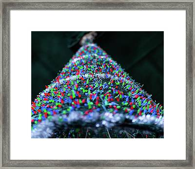 Framed Print featuring the photograph Always Look Up by Lora Lee Chapman