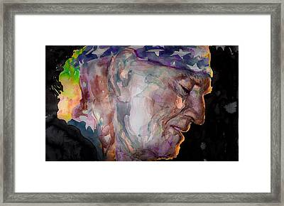 Always On My Mind 3 Framed Print
