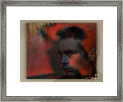 Always On My Mind Framed Print by Eva Maria Nova