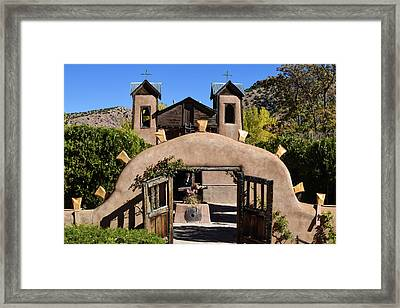 Always Open Framed Print