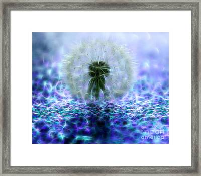 Always Wishing Framed Print