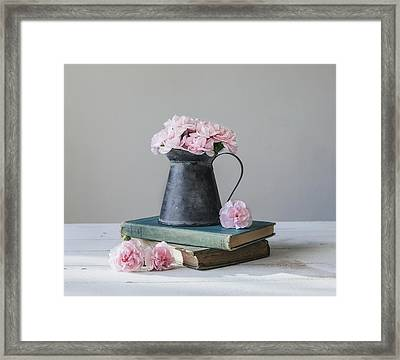 Framed Print featuring the photograph Always With Me by Kim Hojnacki