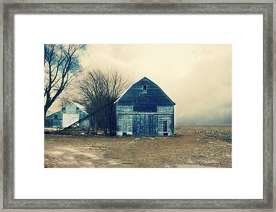 Always Work To Do Framed Print by Julie Hamilton