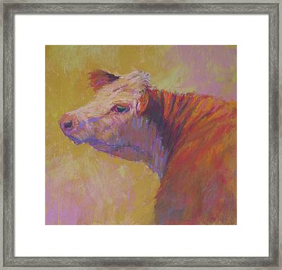 Alyona Framed Print by Susan Williamson