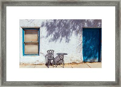 Amargosa Opera House Framed Print by Mike Ronnebeck