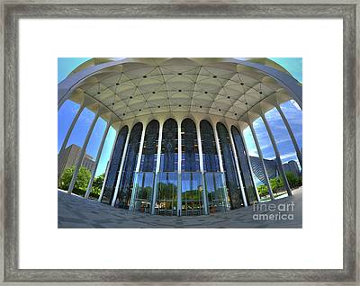 Amazing Architecture Minneapolis Framed Print