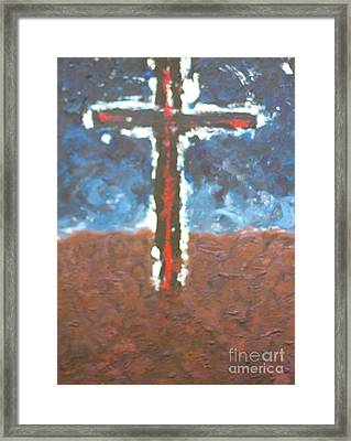 Amazing Grace 1 Framed Print