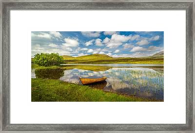 Amazing Scotland Framed Print
