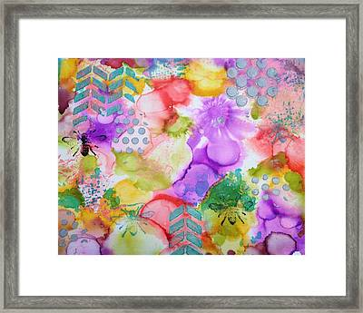 Amazzzing Framed Print