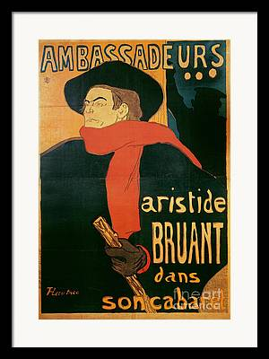 Poster For His Framed Prints