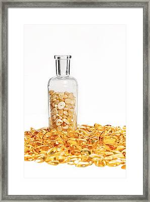 Amber #7900 Framed Print