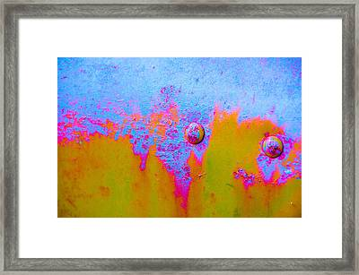 Amber Waves Framed Print by Jan Amiss Photography