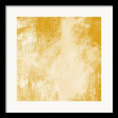 Warm Tones Mixed Media Framed Prints