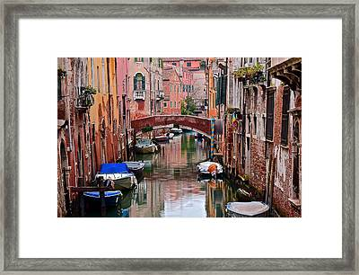 Ambiance Galore Framed Print