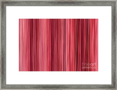 Ambient 33 Framed Print by Bruce Stanfield