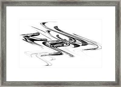 Ambiguity IIi Framed Print