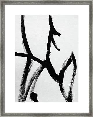 Ambit Framed Print