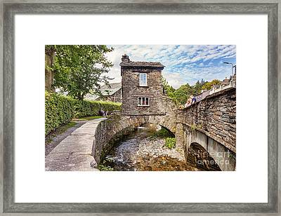 Ambleside Framed Print by Colin and Linda McKie