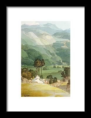 Ambleside Framed Prints