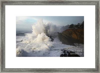 America The Beautiful 2 Framed Print by Bob Christopher