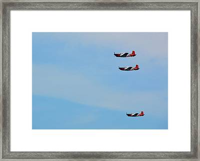 American Aviator Framed Print by JAMART Photography