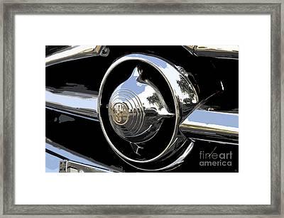 American Chrome Framed Print by David Lee Thompson