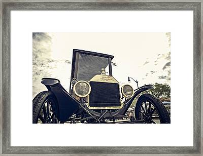 American Classic Framed Print by Caitlyn  Grasso
