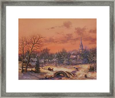 American Classic Framed Print by Tom Shropshire